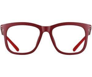 Rectangle Eyeglasses 136569