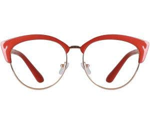 Browline Eyeglasses 136587
