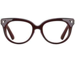 Cat Eye Eyeglasses 136608