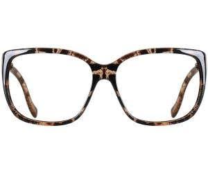 Rectangle Eyeglasses 136612