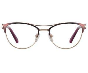 Cat Eye Eyeglasses 136681-c