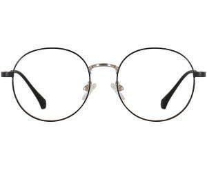 Round Eyeglasses 136704-c