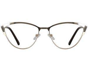 Cat Eye Eyeglasses 136990-c