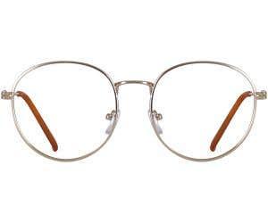 Round Eyeglasses 137469-c