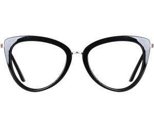 Cat Eye Eyeglasses 137564