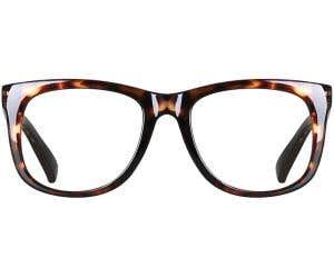 Rectangle Eyeglasses 137583