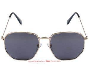 Geomatric Eyeglasses 137675