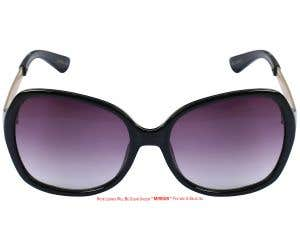 Rectangle Eyeglasses 137678