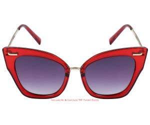 Cat-eye Eyeglasses 137684
