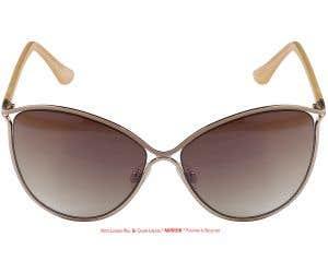 Rectangle Sunglasses 137765