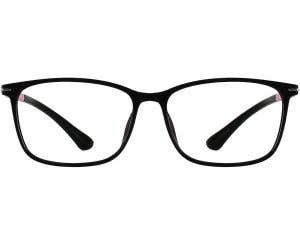 Rectangle Eyeglasses 138667-c