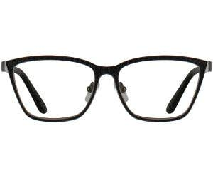 Cat-Eye Eyeglasses 140451-c