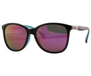 200534 Rectangle Sunglasses