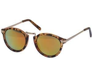 Round Sunglasses 6039
