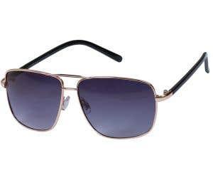 Pilot Sunglasses 6091