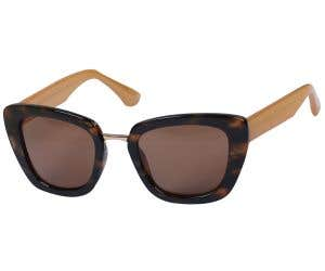 Cat Eye Sunglasses 6115