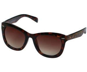 Cat Eye Sunglasses 6211-c