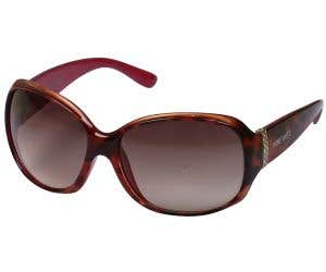 Rectangle Sunglasses 6215-c