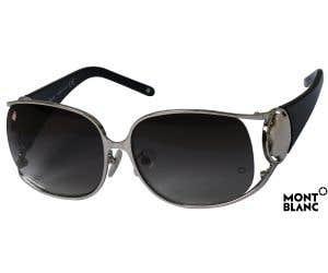 Mont Blanc Sunglasses 6334