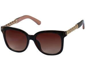 Rectangle Sunglasses 6340-c