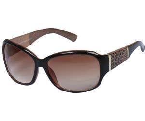 Rectangle Sunglasses 6389