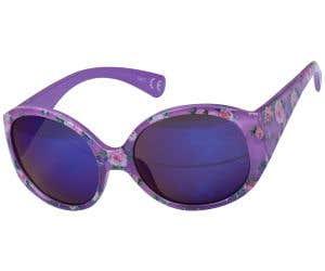 Kids Rectangle Sunglasses 6395