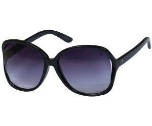 Jennifer Lopez Rectangle Sunglasses 6400