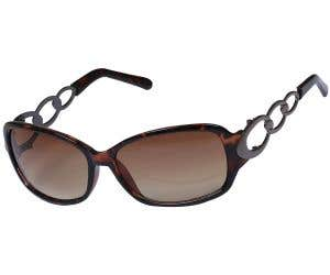 Rectangle Sunglasses 6408