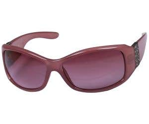 Rectangle Sunglasses 6409