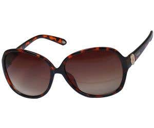 Fossil Rectangle Sunglasses 6413