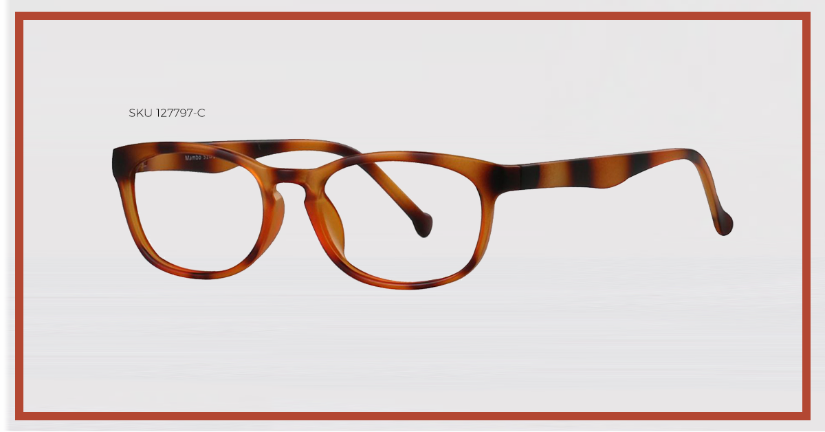 Trending Tortoise Shell - The 127797-c Glasses