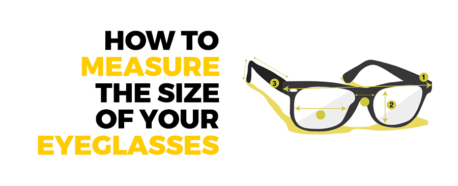 Eyeglasses Size Guide