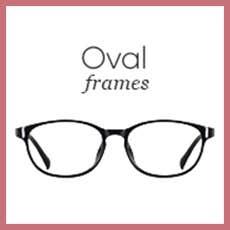 Oval Glasses EPK