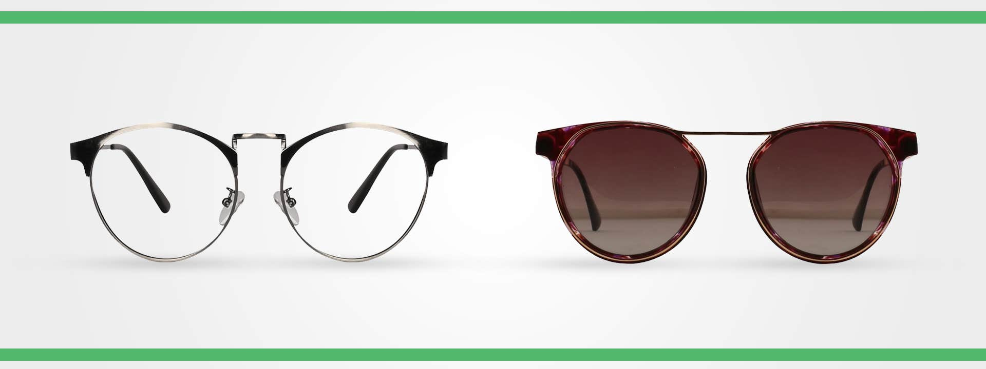Buy Sunglasses and Eyeglasses