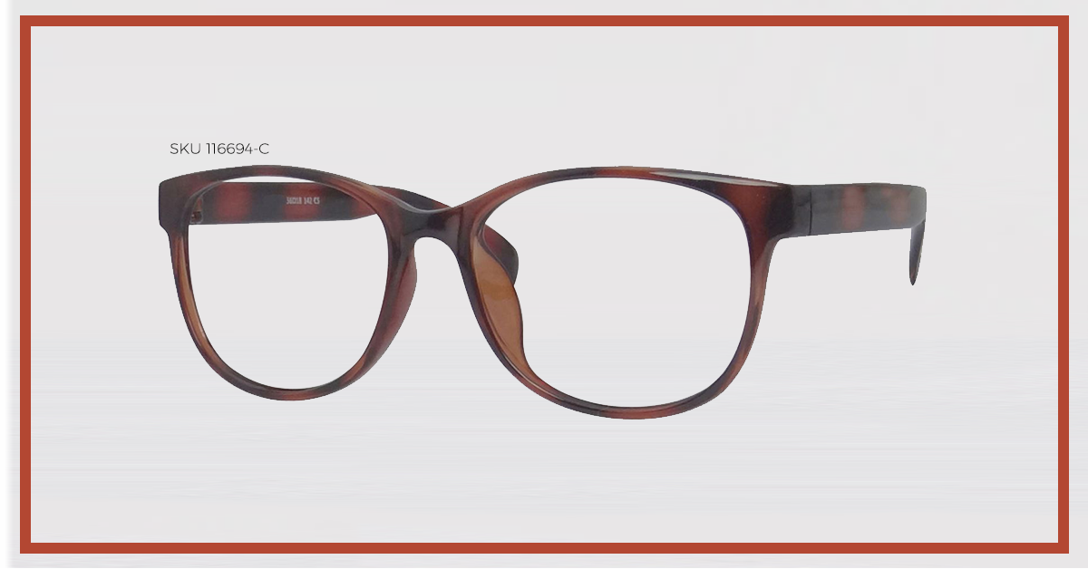 Trending Tortoise Shell - The 116694-c Glasses