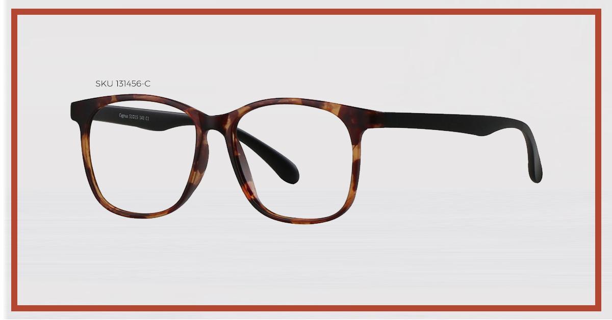 Trending Tortoise Shell - The 131456-C Glasses
