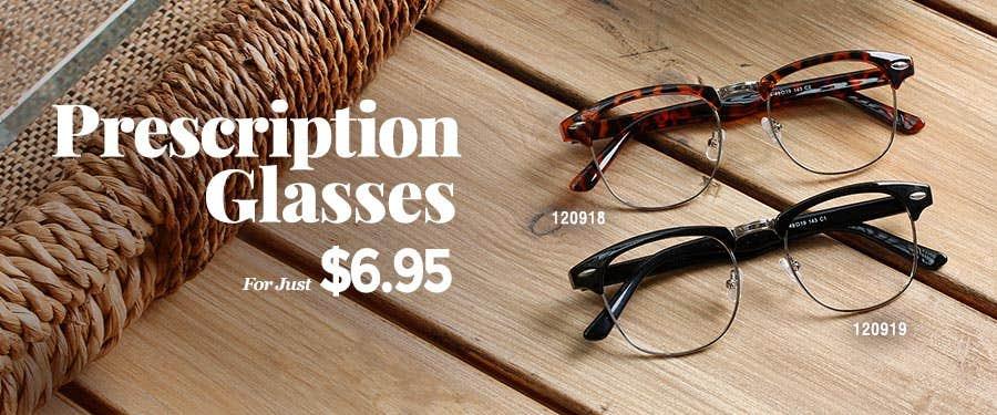 Buy Cheap Prescription Glasses at Goggles4U