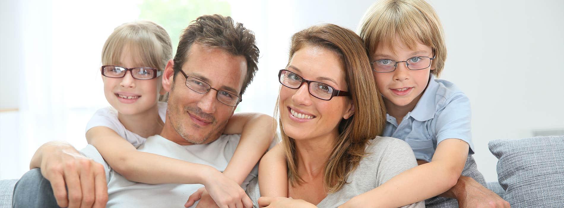 Glasses For Men Women and Children