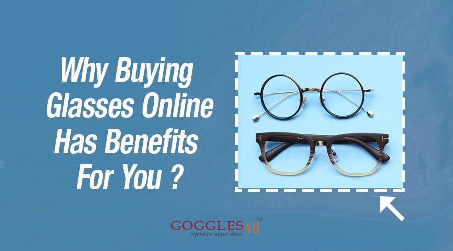 Buy Discounted Eyeglasses at Goggles4U