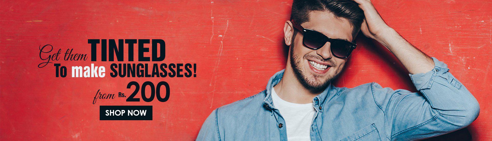 Buy Prescription Sunglasses Online - Eyeglasses.pk