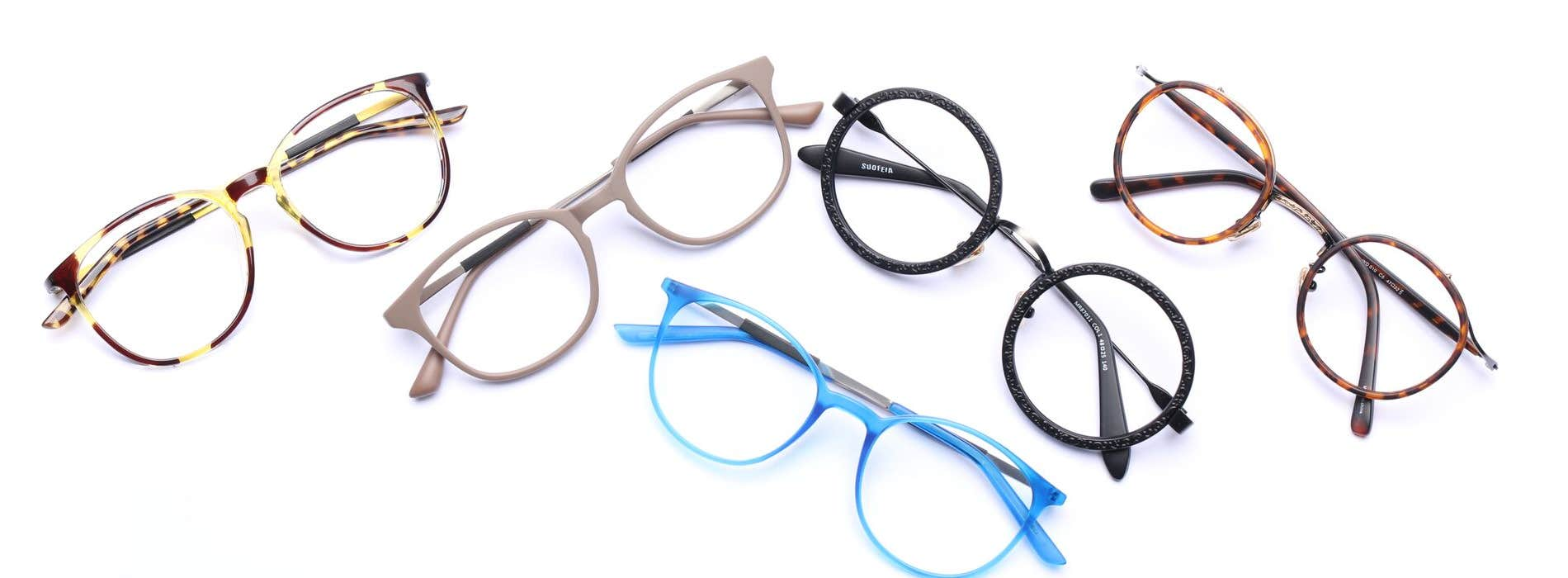 Buy Prescription Eyeglasses