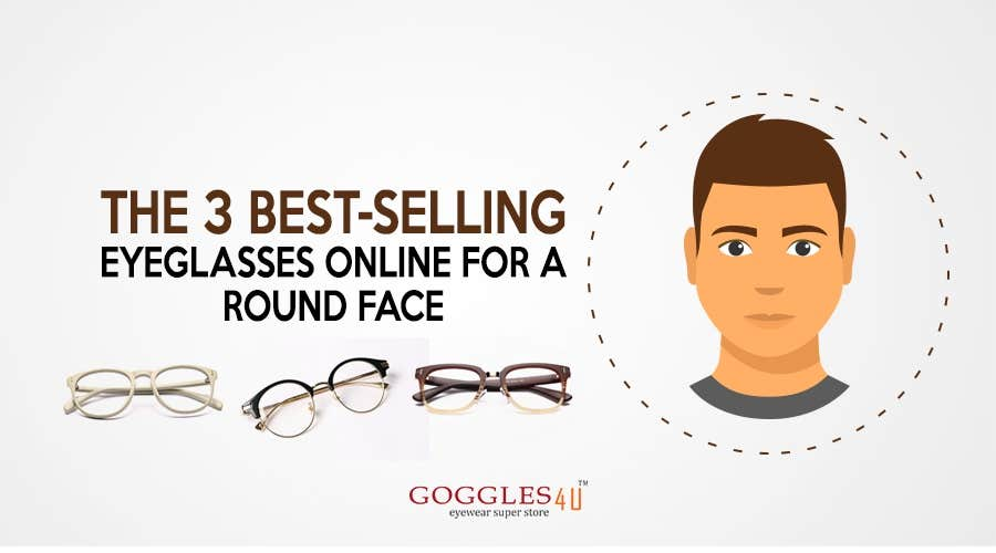 The 3 Best-Selling Eyeglasses Online For A Round Face