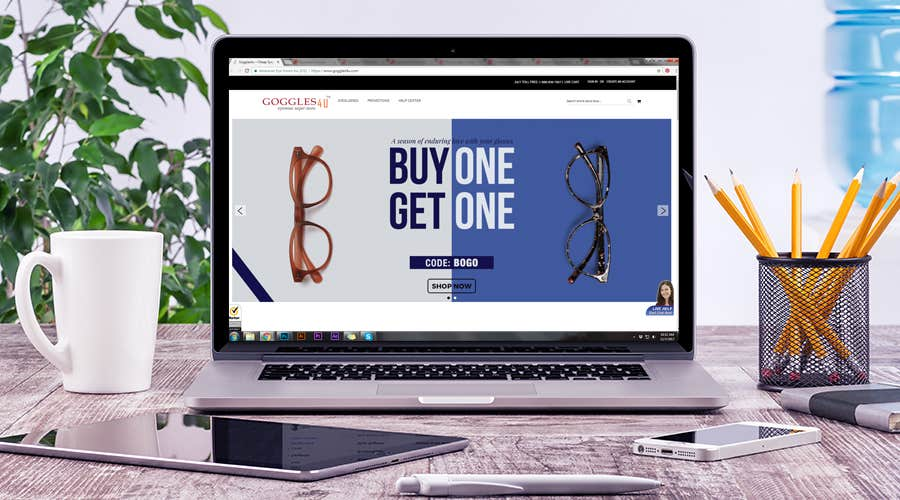 Goggles4U Online Store With Discounted Eyeglasses